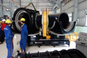 PE Pipe Elbow Making Machine pictures & photos