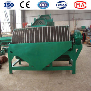 High Magnet Iron Sand Dry Belt Drum Magnetic Separator with Ce pictures & photos