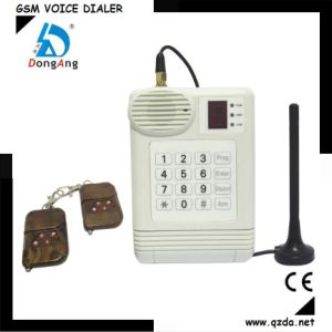 Wireless GSM Home Security Alarm Voice Auto Dialer (DA-120W)