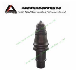 Foundation Drilling Conical Tool Round Shank Pick Betek Cutter Construction Rotary Teeth pictures & photos