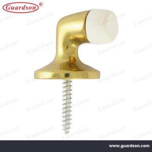 Door Stop Floor Mount Angle Solid Brass (302016) pictures & photos