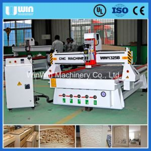 Hot Sales 1325 Wooden Door Design CNC Router Machine pictures & photos