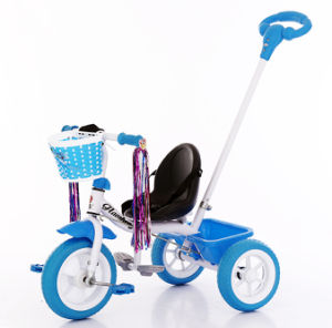 Ce Approved Hot Sale Baby Tricycle Children Bike Kids Pram pictures & photos