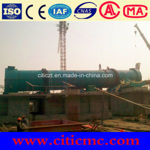 Professional Wet Procces Cement Rotary Kiln pictures & photos