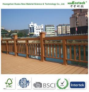 Composite Plastic Railing Project pictures & photos
