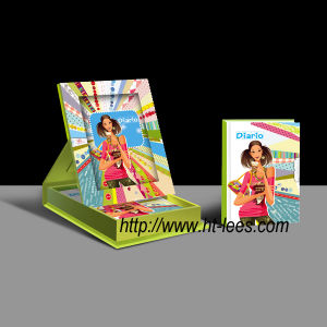 Fancy Diary with Lock and Photo Frame Cover (0350-6)