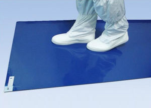 Sticky Mats Used in Clean Room