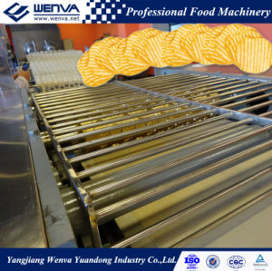 Full Automatic Baked Crisp Snack Making Machine pictures & photos