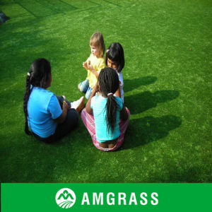 Hot Sale Classical Landscaping Artificial Grass (AMF323-40L) pictures & photos