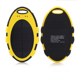 2015 New Best Quality Solar Power Banks Waterproof pictures & photos