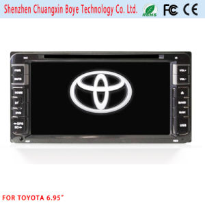 Universal Car DVD Player GPS Navigations with 6.95 Inch Screen