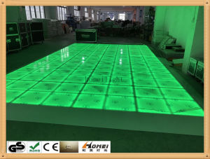 1*1m RGB Dance Floor Best Wholesale Price Portable Dance Floor for Wedding Party pictures & photos
