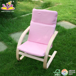 China Children furnitureKids wooden Chair sofa chair W08F001