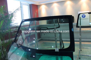 Auto Back Glass
