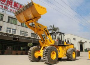 Kapca Wheel Loader Suitable Use for Turkey Mining and Quarry pictures & photos