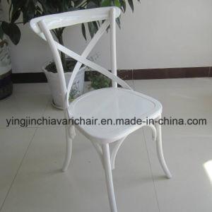 Beech Wood Crossback Chair