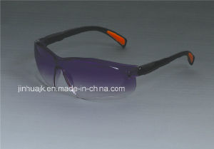 Safety Glasses (JK12009 Black+Purple) pictures & photos