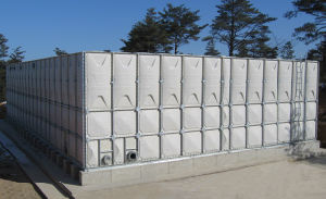 Steel Water Tanks for Resident Water Storage and Supply pictures & photos