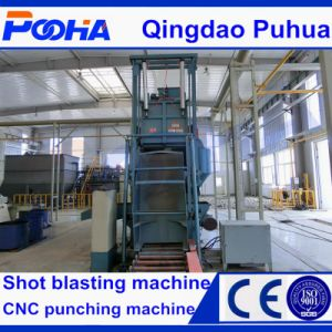 Tumble Belt Shot Blasting Cleaning Equipment pictures & photos