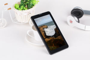 7 Inch Dual Core 2g Calling Tablet PC with GPS