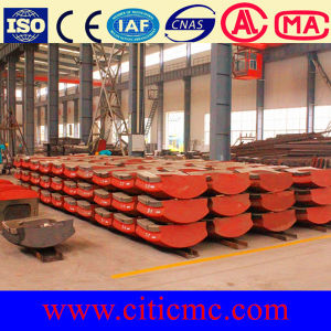 Superhigh Manganese Steel Ball Mill Lining Plate & Liners pictures & photos