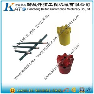 Tungsten Carbide Tipped Drill Button Bit for Granite 32mm 36mm 38mm pictures & photos