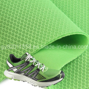 Various Design Polyester Knitting Mesh Fabric pictures & photos