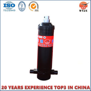 Dump Truck Front End Hydraulic Cylinder with Ts16949 pictures & photos