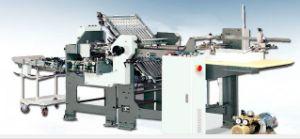 Automatic Paper Folding Machine/Paper Folder Machine (HSD474-2K (4 comb knife +2)) pictures & photos