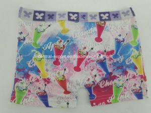 All Over Print Children Underwear Boy Boexr Short Boy Brief pictures & photos