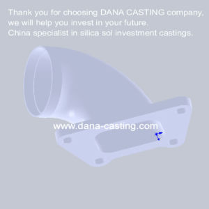 Precision Casting Auto Parts with Stainless Steel pictures & photos