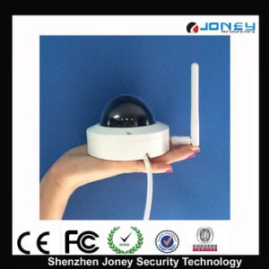 CCTV Mini WiFi Wireless Dome IP Camera (JYR-IPC1002DW) pictures & photos