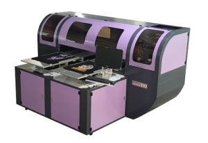 Textile Printer, Tshirt Printer Using Pigment Ink pictures & photos