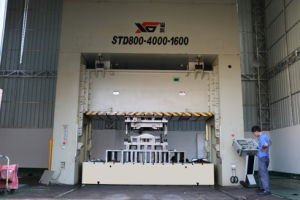 800ton Heavy Duty Progressive Stamping Transfer Press pictures & photos