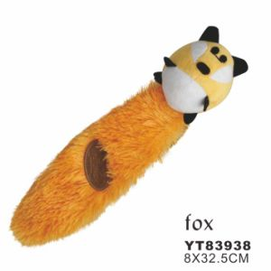 Cute Design Cartoon Animal Sex Pet Toy for Dog (YT83938) pictures & photos