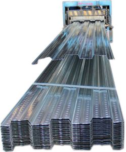 Galvanized Corrugated Metal Floor Deck Sheet pictures & photos