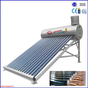 The Latest New Style Compact High Pressure Solar Water Heater pictures & photos
