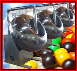 Peanut Chocolate Coating Machine (BY1250)