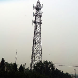 35kV Power Transmission Steel Tower pictures & photos