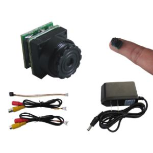 1g Weight 520tvl 0.008lux HD Ultra Mini CMOS Camera pictures & photos