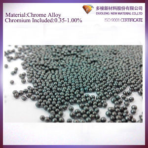 Metallic Abrasive Media for Surface Cleaning of Casting Parts