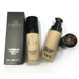 Liquid Foundation Cream 4 Color Face Whitening Foundation Make up pictures & photos