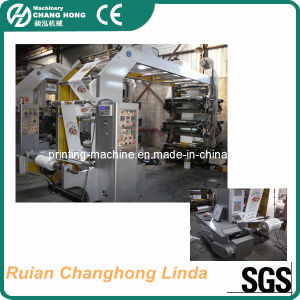 6 Color Plastic Film Bag Printing Machine (Best choice) pictures & photos
