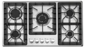 2015 Kitchen Small Appliances 4 Burner Gas Stove Auto Ignition