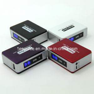 4400mAh Universal Battery Power Bank with LED/LCD (BUB-12)