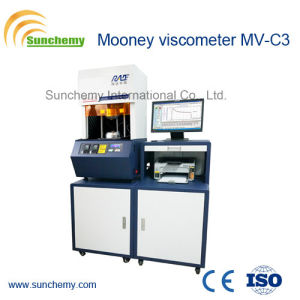 Rubber Mooney Viscometer Tester Mv-C3 pictures & photos
