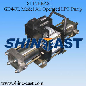 2017 Shineeast Hot Selling Air Operated LPG Pump-Shineeast Brand pictures & photos