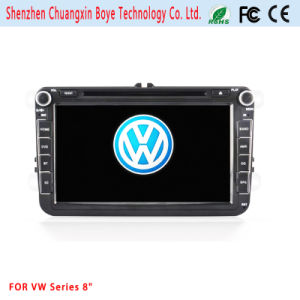 """Car Audio MP4 Player for VW Series 8"""" pictures & photos"""