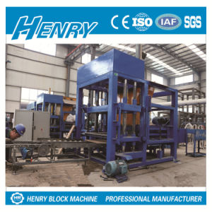 Qt4-25 German Quality Concrete Block Making Machine Hot Sale in South Africa pictures & photos