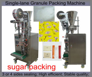 Single-Lane 4-Side Sealing Salt Grains Packing Machine pictures & photos